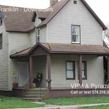 Rental info for 815 W. Franklin