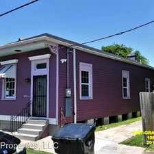 Rental info for 2307 Gravier in the Tulane - Gravier area