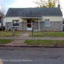 Rental info for 6542 Odell St. in the Clifton Heights area
