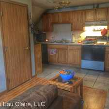 Rental info for 709 Niagara Street in the Eau Claire area