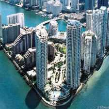 Rental info for 540 Brickell Key dr 1118 in the Downtown area