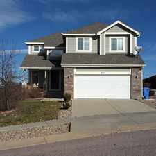 Rental info for 8273 Kettle Drum Street in the Stetson Hills area