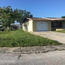 Rental info for 7325 Ashwood in the Bayonet Point area