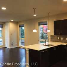 Rental info for 3633B Courtland Pl S in the Columbia City area