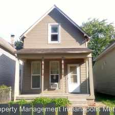 Rental info for 1214 Fletcher Ave. in the Fountain Square area