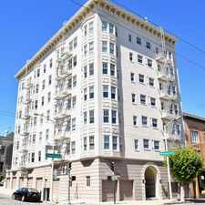 Rental info for 2890 California Street #202 in the San Francisco area