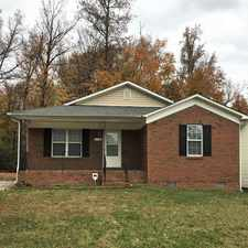 Rental info for 2115 Fairbrother Street in the Greensboro area