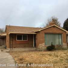 Rental info for 161 N Center St - Front in the American Fork area
