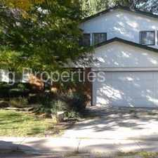 Rental info for Ralston Valley 3 Bedroom 3 Bath in the Arvada area