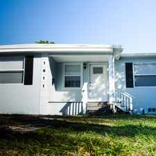 Rental info for Remodeled 2/1 North Kenwood Home with Large Fenced Yard in the North Kenwood area