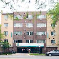 Rental info for 6710 N. Sheridan