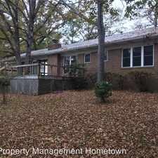 Rental info for 817 LONG ISLAND in the Hot Springs area