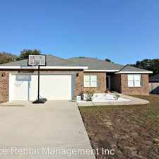 Rental info for 2150 Chaparral Street