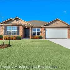 Rental info for 3513 SE 94th St in the Oklahoma City area