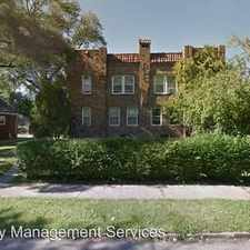 Rental info for 12641 Elmdale - #18 in the Detroit area