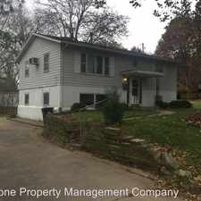 Rental info for 822 3rd Avenue in the 52245 area