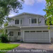 Rental info for 131 SHAMROCK AVE. in the 91016 area