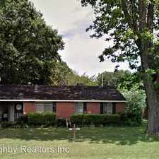 Rental info for 506 N White Station Rd in the Memphis area