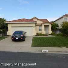 Rental info for 2247 Bayberry Cir in the Pittsburg area