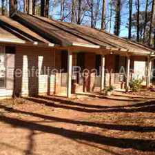 Rental info for Nicely Updated Ranch Home in the Redan area