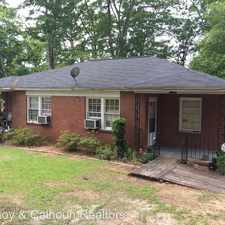 Rental info for 1307 South Dixon Drive