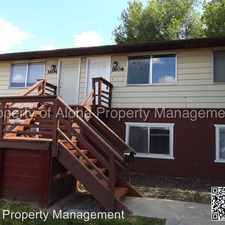 Rental info for 1602 5th St N