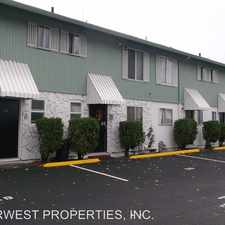 Rental info for REGENCY TOWNHOMES 17441 SE DIVISION ST. in the Portland area