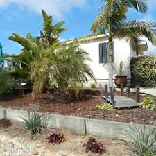 Rental info for 5042-5048 Saratoga Ave. in the Ocean Beach area
