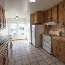 Rental info for 134 San Diego Avenue in the Outer Mission area