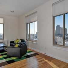 Rental info for 19 Rock Street in the Jersey City area