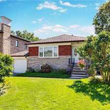 Rental info for 261 Betty Ann Drive in the Bathurst Manor area