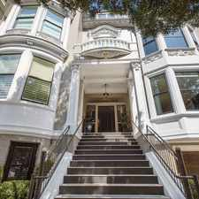 Rental info for 1770 Fell Street #1 in the Lone Mountain area