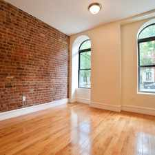 Rental info for Columbus Ave & W 106th St in the New York area
