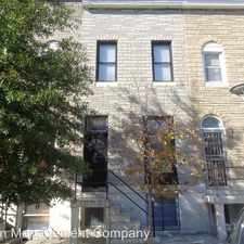 Rental info for 440 N Luzerne Ave. in the McElderry Park area