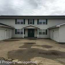 Rental info for 2802 Monmouth Court - Building B in the Springfield area
