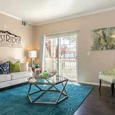 Rental info for Westridge in the Centretech area