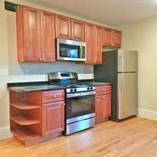 Rental info for Broadway & Thurston St in the Boston area