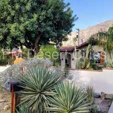 Rental info for One Bedroom Casita Close to Downtown Palm Springs