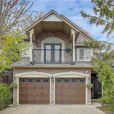 Rental info for 14 Bel Canto Crescent
