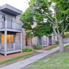 Rental info for East Knolls Apartments