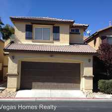 Rental info for 5621 Mt Athos in the North Las Vegas area
