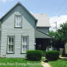 Rental info for 538 Prospect St. in the Near Southside area