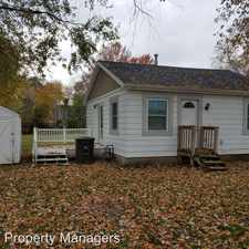 Rental info for 1123 Anderson St.