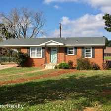 Rental info for 3137 Leftwich St NW