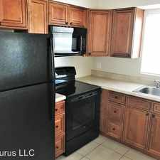 Rental info for 480 W Camino Real