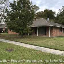 Rental info for 5640 Upton Dr in the Baton Rouge area