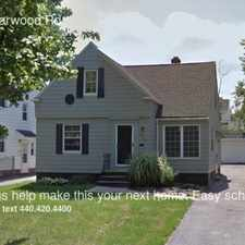 Rental info for 4070 Harwood Rd in the Cleveland area