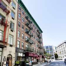 Rental info for 529 Broome St