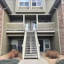Rental info for Stunning 2 Bedroom in Stone Canyon Condos in the Aurora Knolls - Hutchinson Heights area