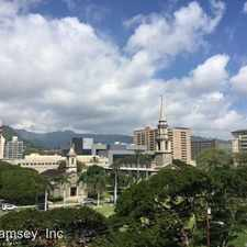 Rental info for 3904-COMMON in the Honolulu area